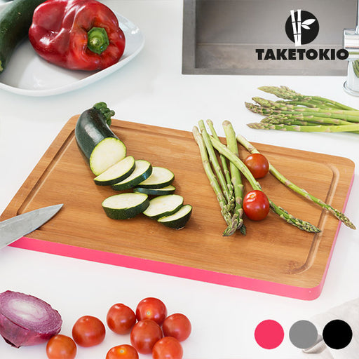 TakeTokio Rectangular Bamboo Chopping Board