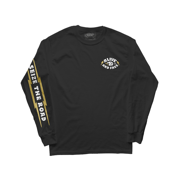 Carpe Viam Long Sleeve