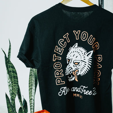 """Protect Your Pack"" Tee"