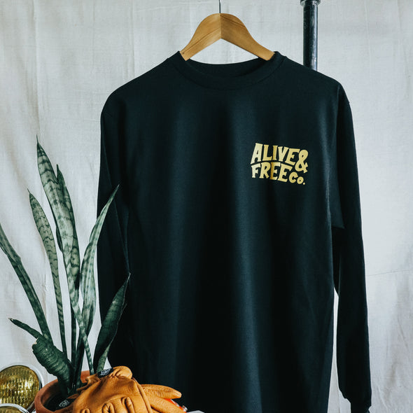 Two Wheels Forever Long Sleeve