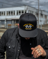 """Race Day"" Trucker Snapback"