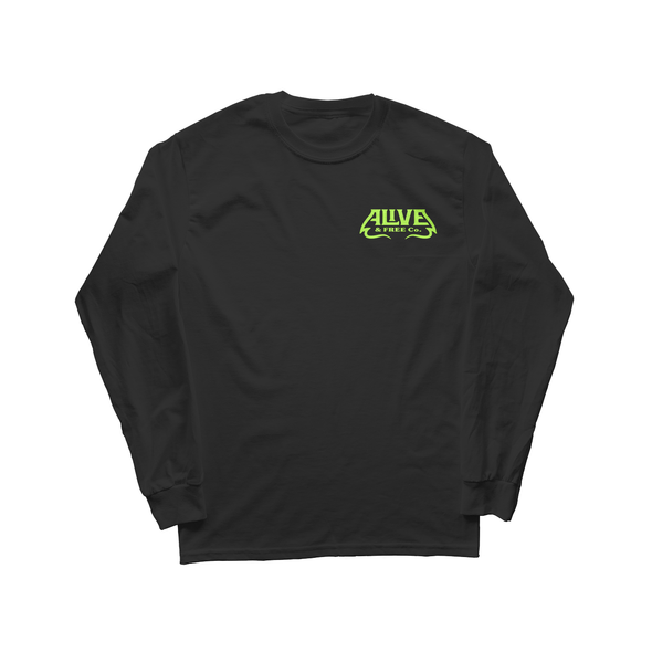Space Invader Long Sleeve - A&fco