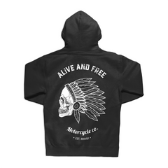 """Apache"" Pullover Hoodie"