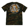 """Slave To The Wage"" Camo Tee *Limited Run*"
