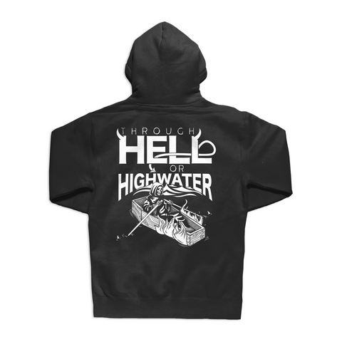 """Hell Or Highwater"" Classic Hoodie"