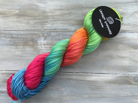 Beach Ball Pima Cotton Dk Weight Yarn