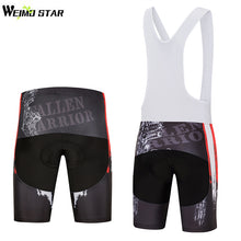 WEIMOSTAR USA Mens Bicycle Bib Short Tights 3D Padded Cycling Shorts Shockproof Shorts Road Bike Shorts Ropa Ciclismo