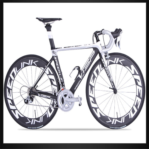 VTSP 20/22 carbon fiber road bike SHIMANO speed change kit competitive edition road race