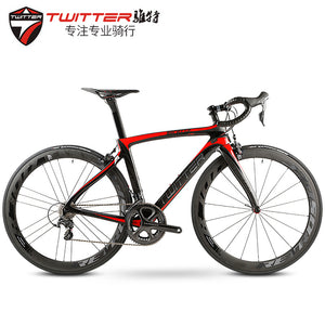 Breta 2.0 Road Bike Carbon Fiber Racing Bicycle For Shimano 6800 Large Kit 22 Speed Carbon Wheel Overall Bike