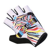 Spring vintage men anti-shock cycling gloves/2017 road racing adult half finger bicycle mittens/cheap mountain thin bike gloves