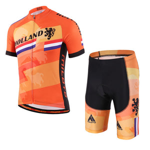 Team Holland Cycling Suit