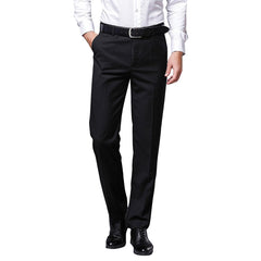 Slim Fit Casual Business Pants