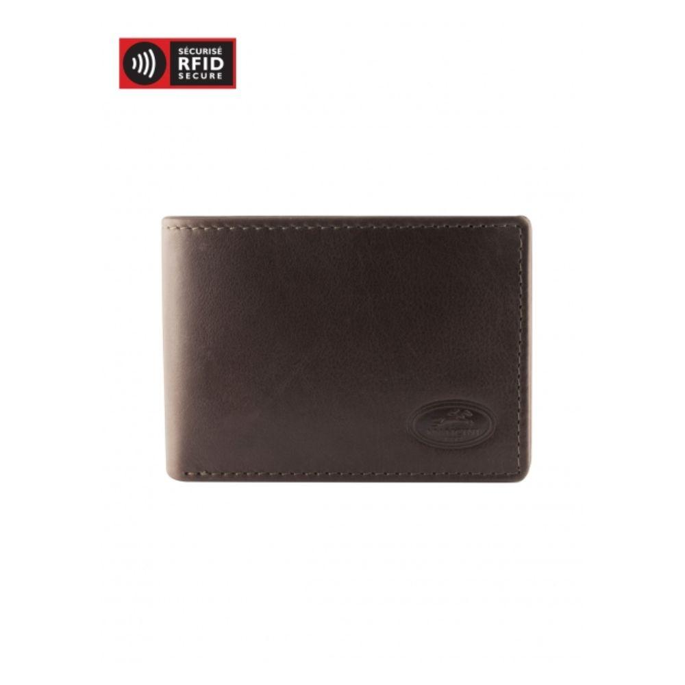 Men's Classic RFID Secure Wallet