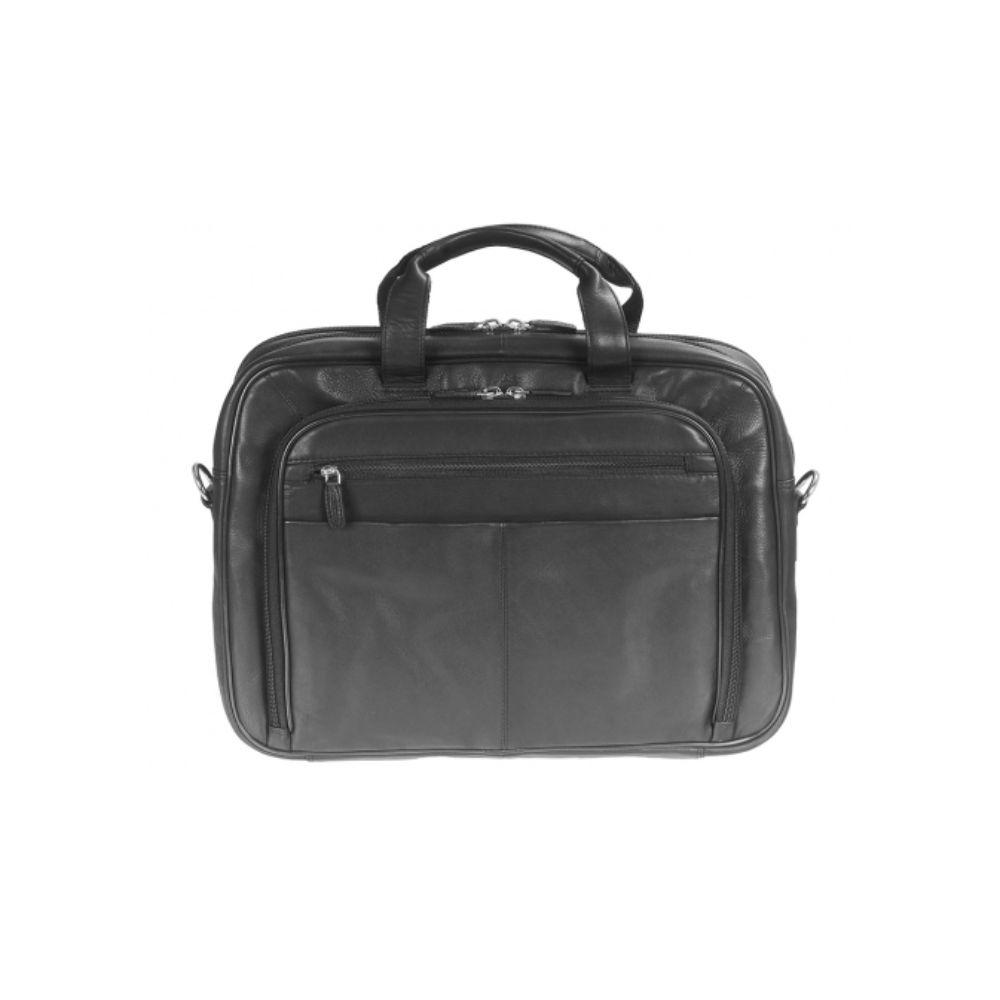 "Zippered Double Compartment for 15.6"" Laptop / Tablet"