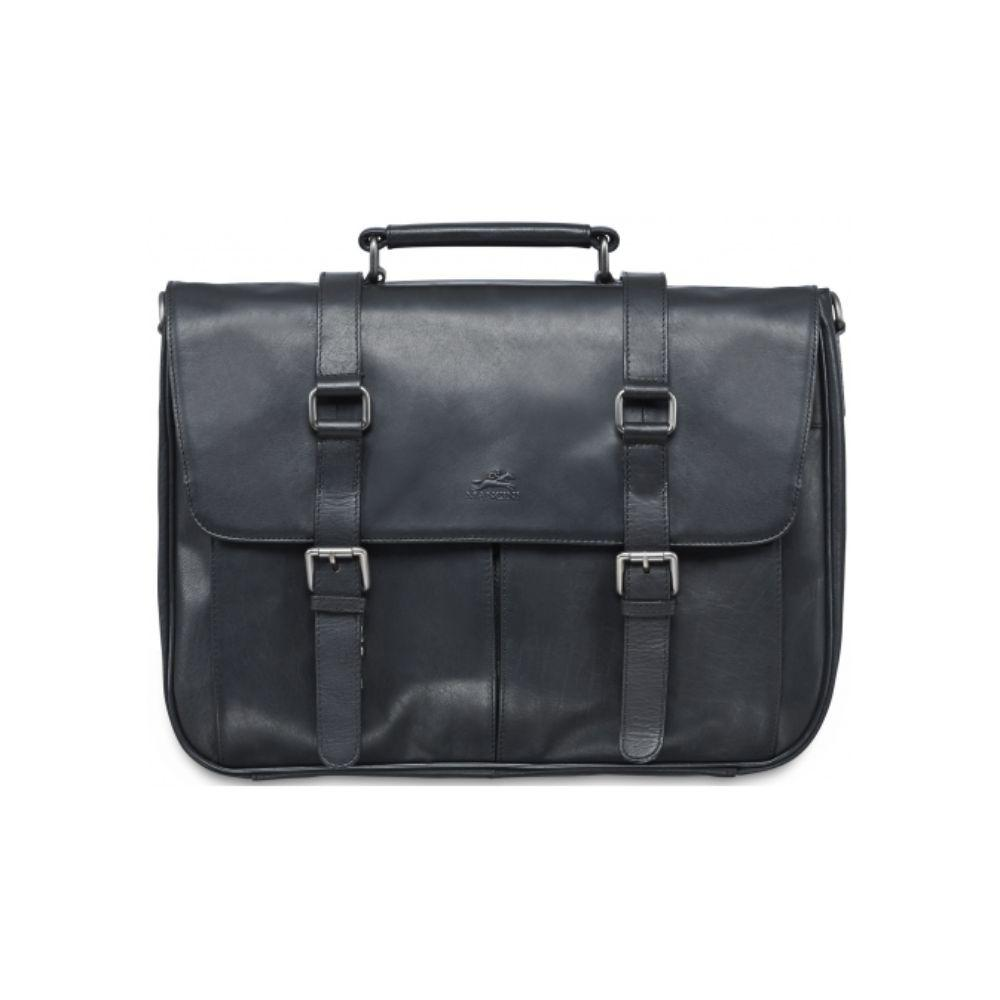 "Single Compartment Briefcase for 15"" Laptop with RFID Secure Pocket"