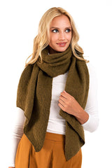 Chic Solid Scarf