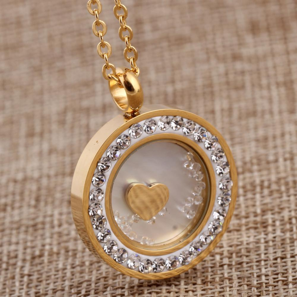 Heart of Diamonds Necklaces