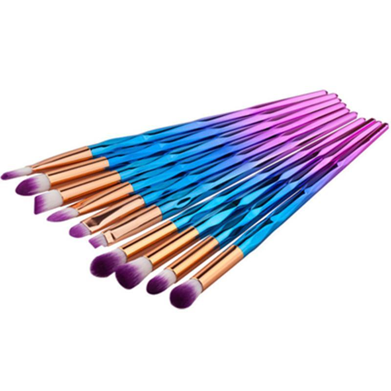 Rainbow Brush Cleaner Eye Make Up Brush