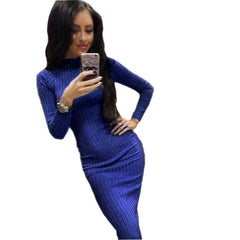 Women Elegant Hip Dress