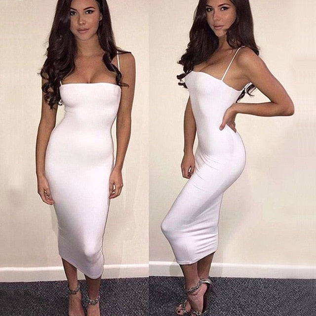Double Layers Women Bodycon