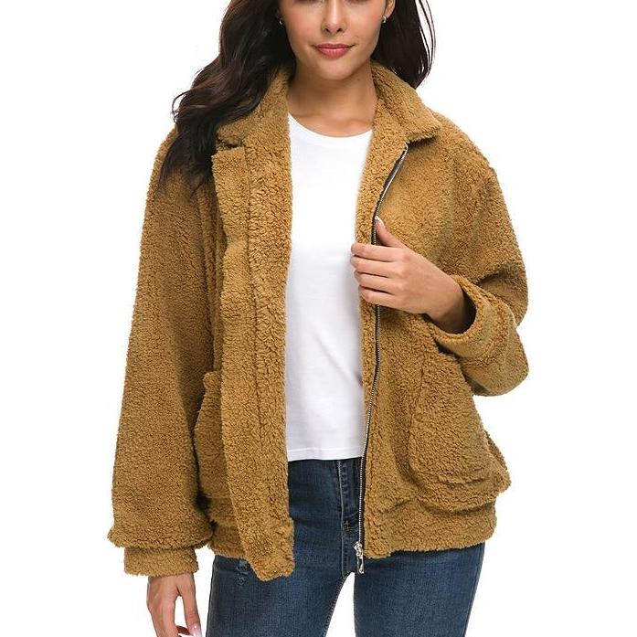 Cardigan Bomber Lady Jacket