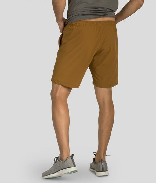 Copper Plain Shorts