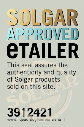 Solgar approved etailer