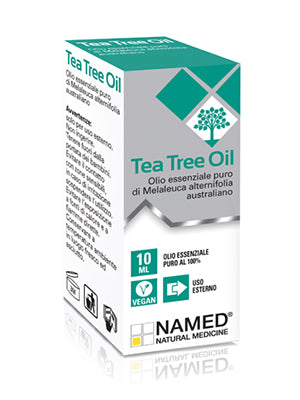 Tea Tree Oil - Named