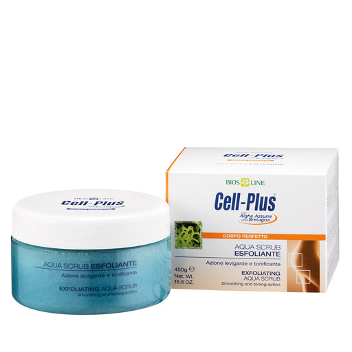 Cell-Plus Exfoliating Aqua Scrub