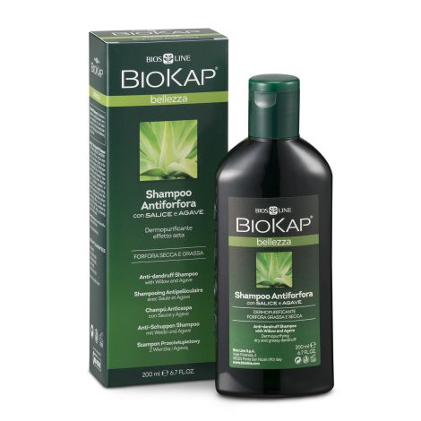 Biosline Biokap shampoo antiforfora 200ml