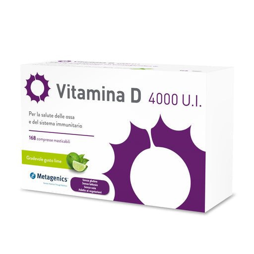 Metagenics Vitamina D 4000 UI