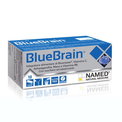 Named BlueBrain