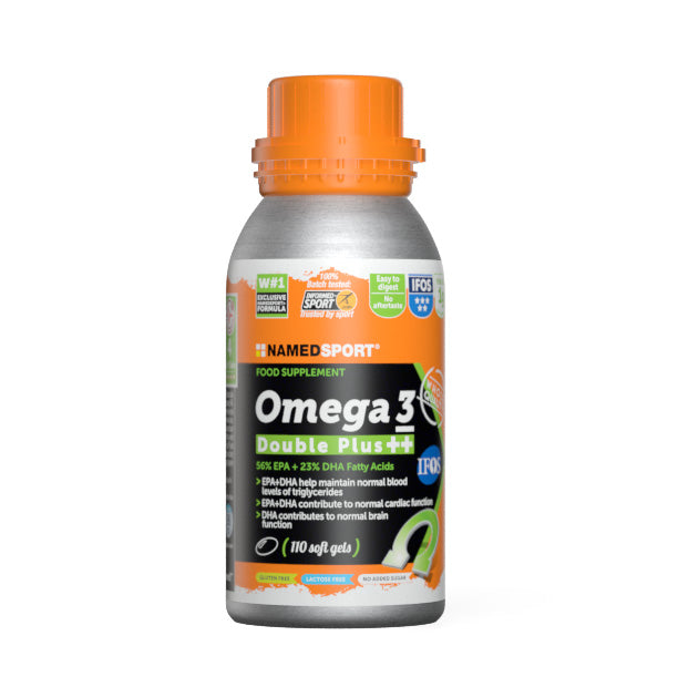 Named Omega 3 double plus 110 soft gel