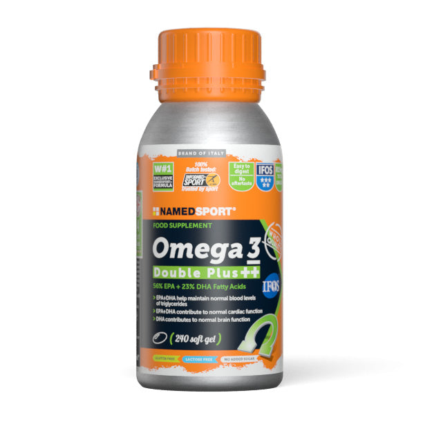 Named Omega 3 double plus 240 soft gel