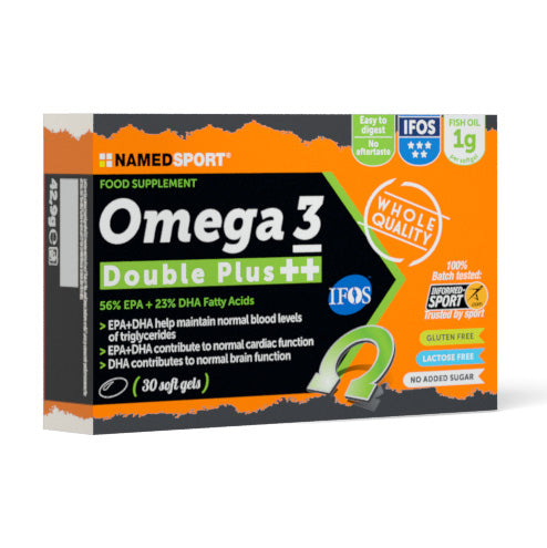 Named Omega 3 double plus 30 soft gel