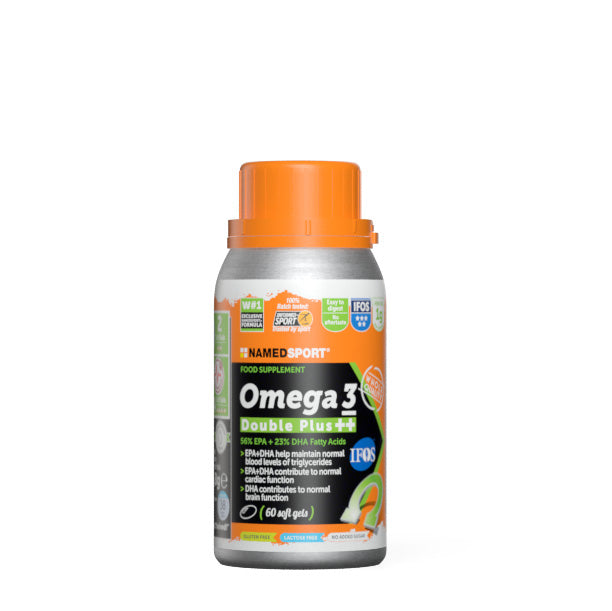 Named Omega 3 double plus 60 soft gel