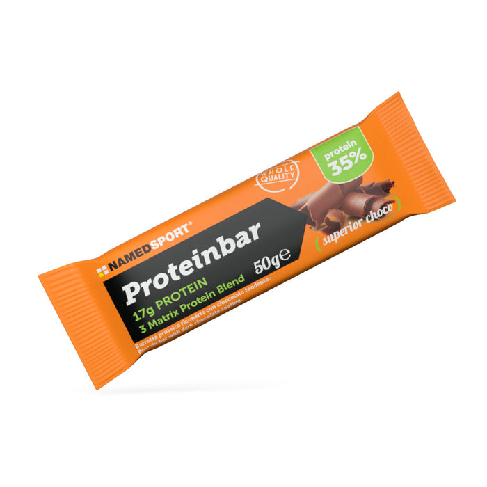 Named sport Proteinbar cioccolato