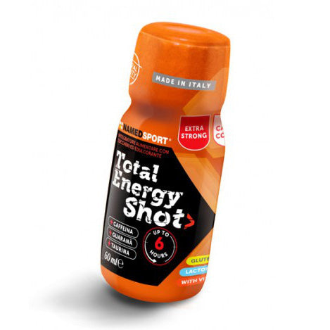 Named sport Total energy shot