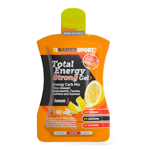 Named sport Total energy strong gel