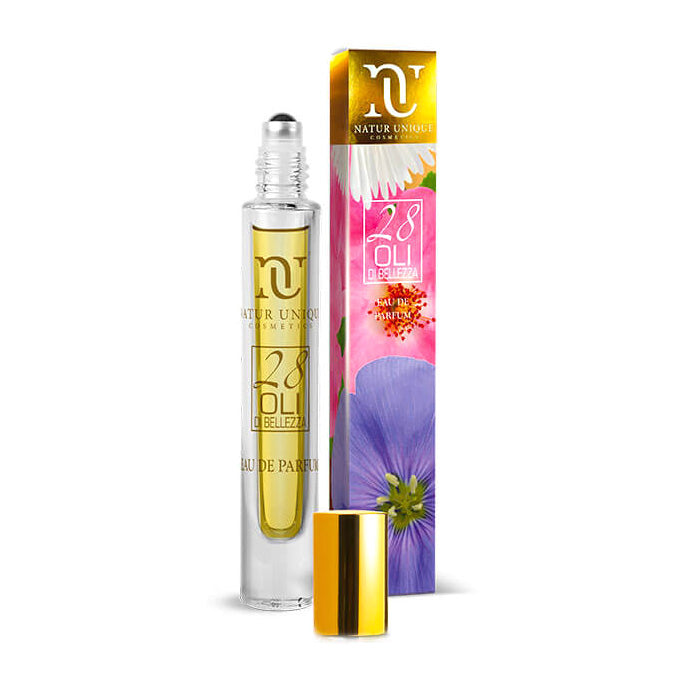Natur unique cosmetics 28 Oli Eau de parfum roll on
