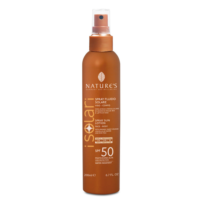 Nature's Spray fluido SPF50