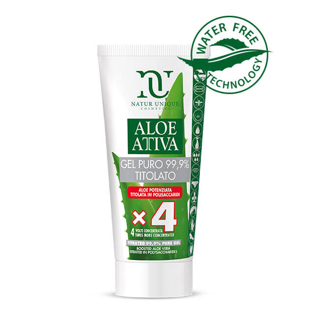 Nature unique cosmetics Gel puro aloe 99,9%