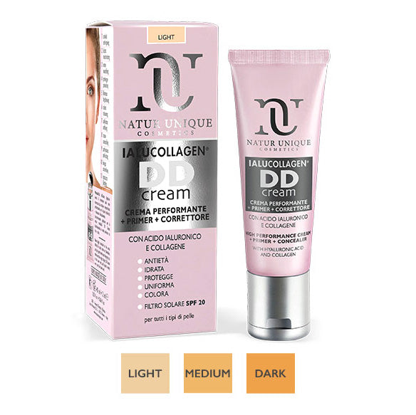 Nature unique cosmetics Ialucollagen DD Cream