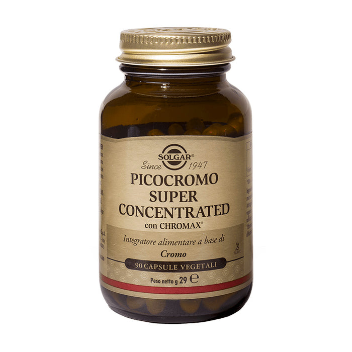 Solgar Picocromo superconcentrated