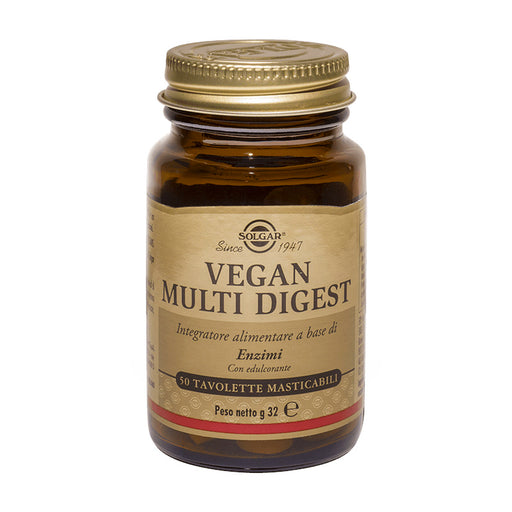 Solgar Vegan multi digest