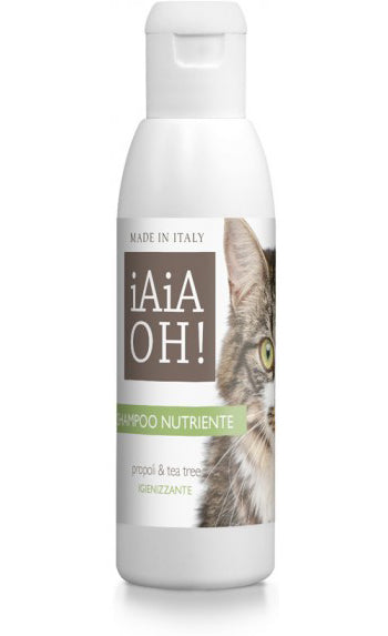 Gatto - Shampoo Nutriente Propoli e Tea Tree