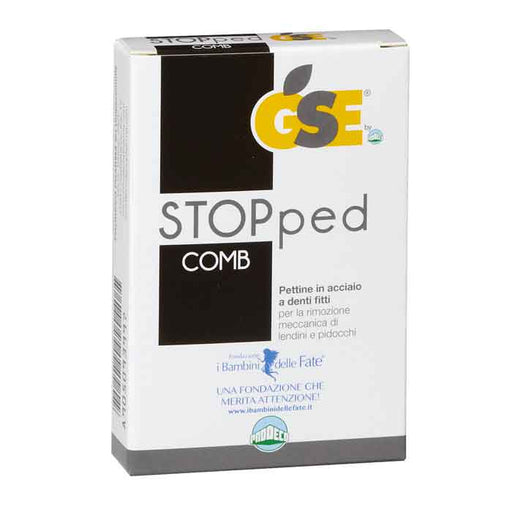 GSE Pediculosi - STOPped Comb