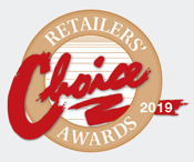 2019 Retail Choice Award Winner