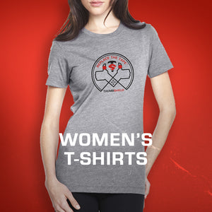 Women's CrossThumbs T-Shirt