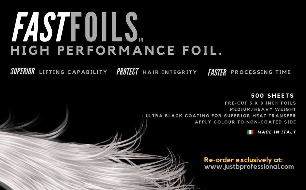 FASTFOILS™ 5 x 8 inch pre-cut foils (medium/heavy weight)
